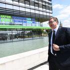 Predsednik Vučić otvorio Naučno tehnološki park u Nišu