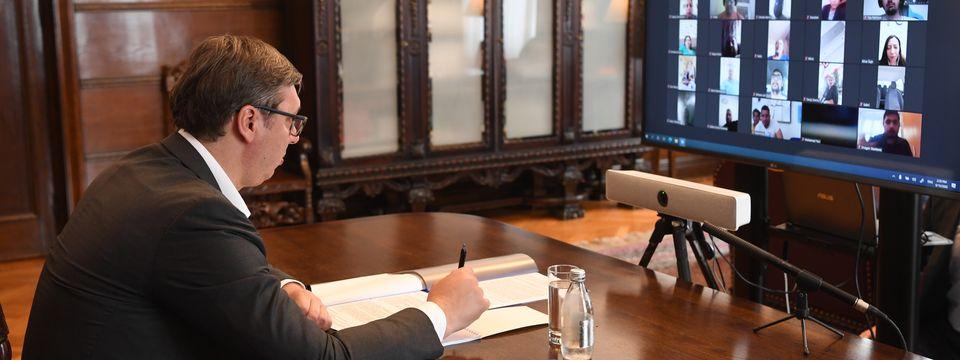 """Online dijalog """"Dobro za Rome, dobro za Srbiju"""""""