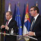 Састанак са министром спољних послова Руске Федерације