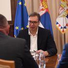 """Sastanak sa predstavnicima izborne liste """"Albanska demokratska alternativa-Ujedinjena dolina"""""""