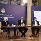 Обраћање председника Републике Србије 30.07.2020.