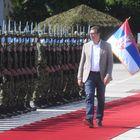 Predsednik Vučić prisustvovao prikazu sposobnosti dela jedinica Vojske Srbije