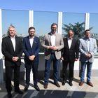 Sastanak sa najvišim diplomatskim predstavnicima zemalja Višegradske grupe