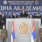 Predsednik Vučić prisustvovao svečanoj promociji najmlađih oficira Vojske Srbije