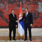 Predsednik Vučić primio akreditivna pisma novoimenovanog ambasadora Izraela