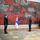 Predsednik Vučić primio akreditivna pisma novoimenovanog ambasadora Republike Angola