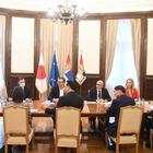 """Састанак са представницима јапанске компаније """"Nidec"""""""