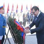 """Председник Вучић присуствовао обележавању годишњице операције """"Халијард"""""""