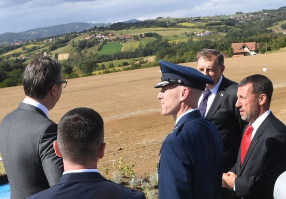 Председник Вучић присуствовао обележавању 76. годишњице операције