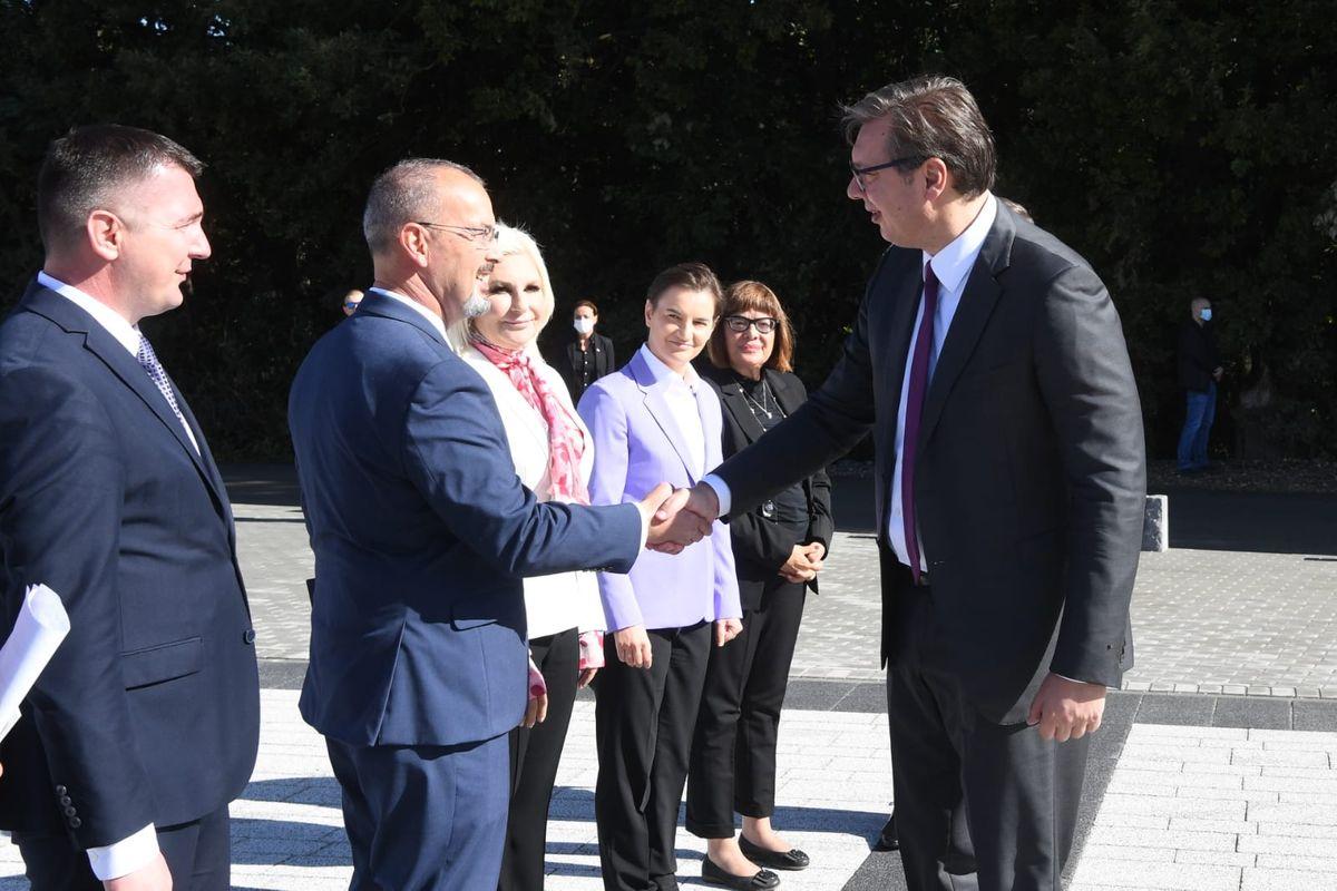Predsednik Vučić prisustvovao obeležavanju godišnjice operacije