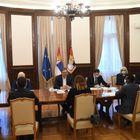 Састанак са делегацијом Светске банке