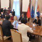 Састанак са представницима компаније China Road and Bridge Corporation (CRBC)