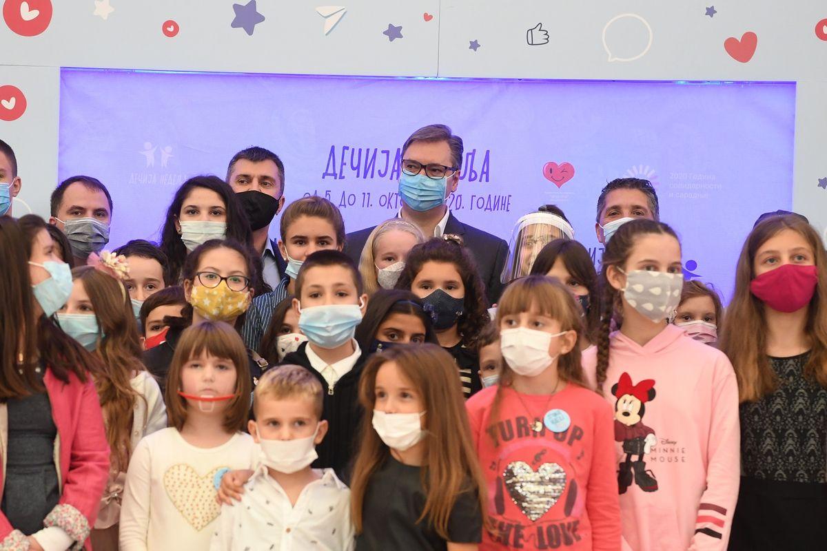 Председник Вучић присуствовао свечаном затварању