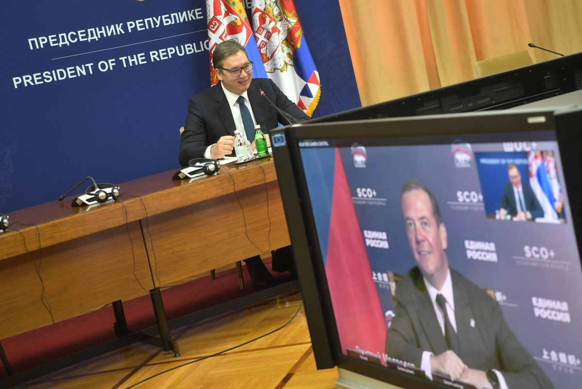 Састанак са замеником председника Савета безбедности Руске Федерације