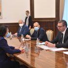 Састанак са амбасадорком НР Кине