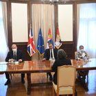 Састанак са амбасадорком Уједињеног Краљевства