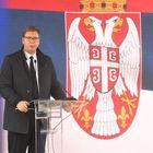 Председник Вучић присуствовао постављању камена темељца за изградњу интермодалног терминала у Батајници