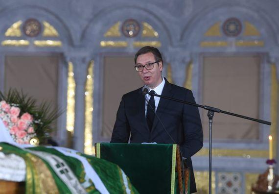 Говор председника Републике Србије Александра Вучића