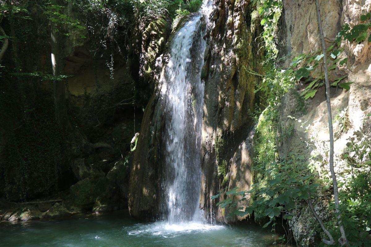 Зелени рубин Ђердапа – Водопад Бледерија