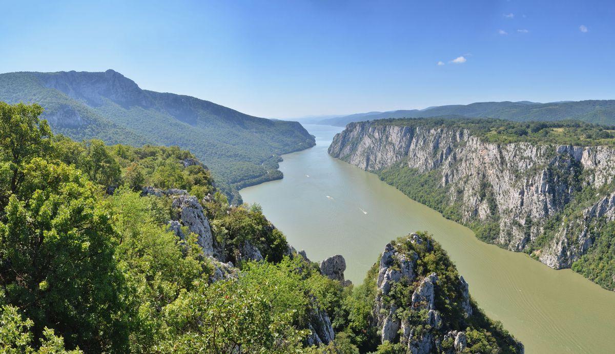Ђердапска клисура - тамо где је Дунав најлепши