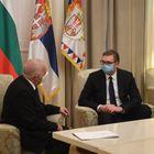 Oproštajna poseta ambasadora Republike Bugarske