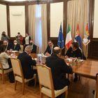 Sastanak sa ministrom odbrane Republike Italije