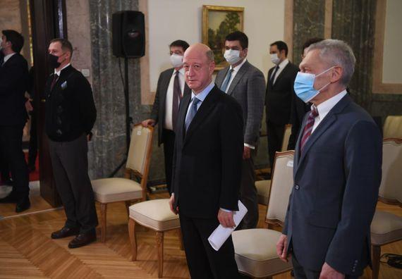 Уручено одликовање специјалном представнику председника Руске Федерације Александру Михајловичу Бабакову