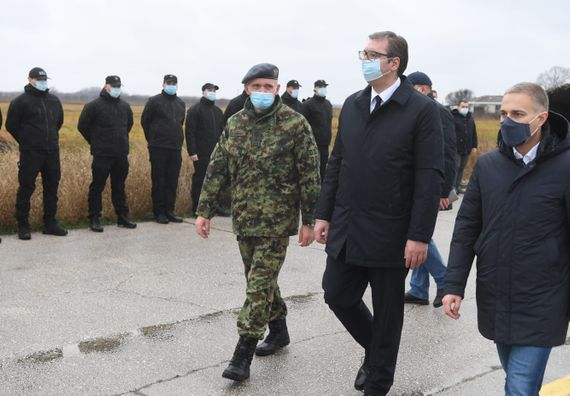У Београд стигла донација медицинске опреме из УАЕ