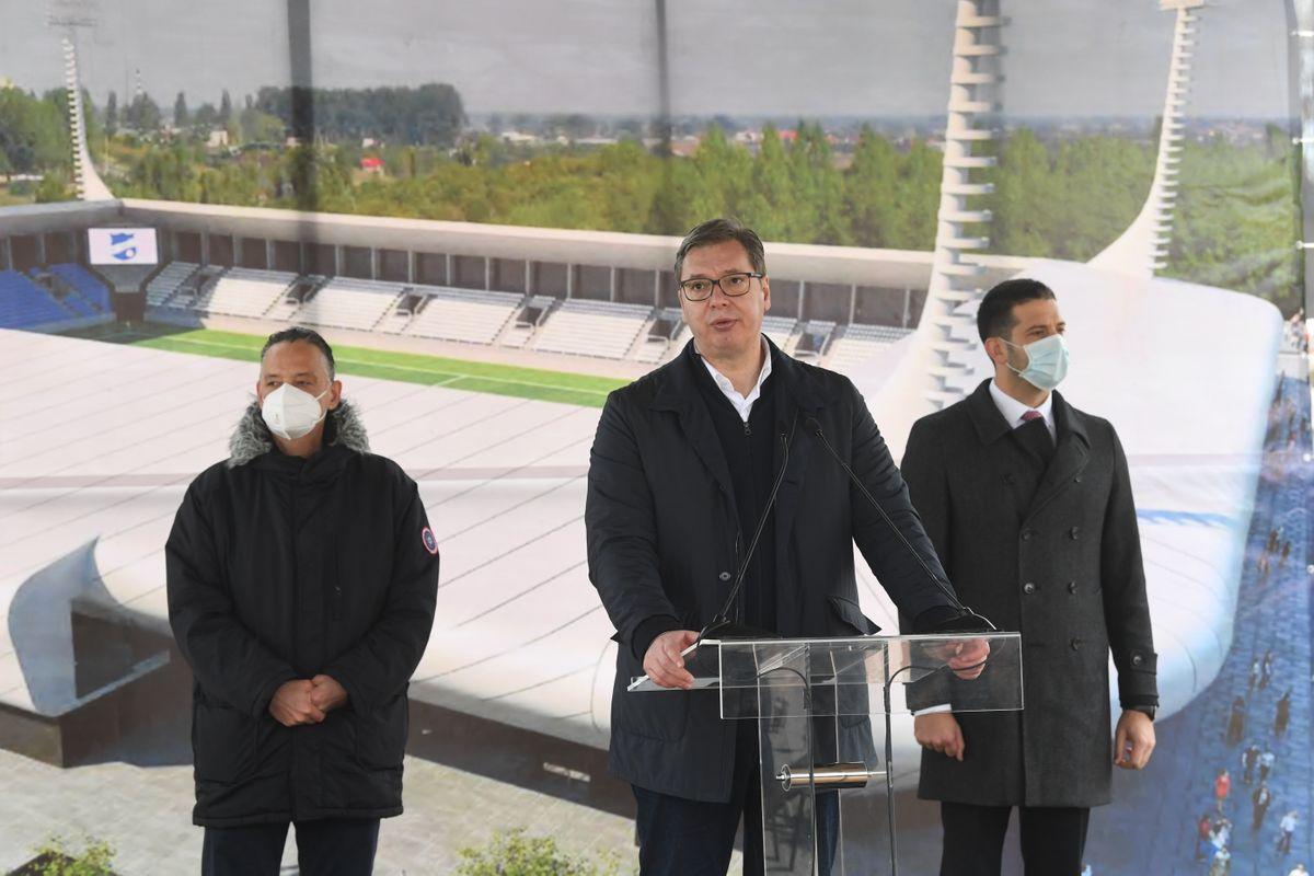 Председник Вучић посетио Зајечар