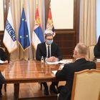 Састанак са новоизабраним шефом Мисије ОЕБС