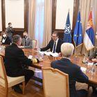 Састанак са командантом Команде здружених снага НАТО-а