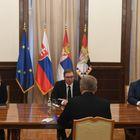 Састанак са амбасадором Словачке Републике