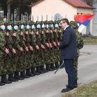 Председник Вучић присуствовао приказу способности дела јединица Војске Србије