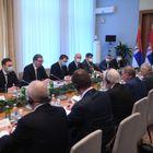 Састанак са потпредседником Владе Руске Федерације