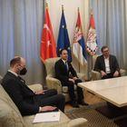 Опроштајна посета амбасадора Републике Турске