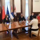 Састанак са амбасадорком Народне Републике Кине