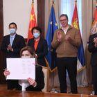 Потписан Уговор о куповини вакцина компаније Синофарм