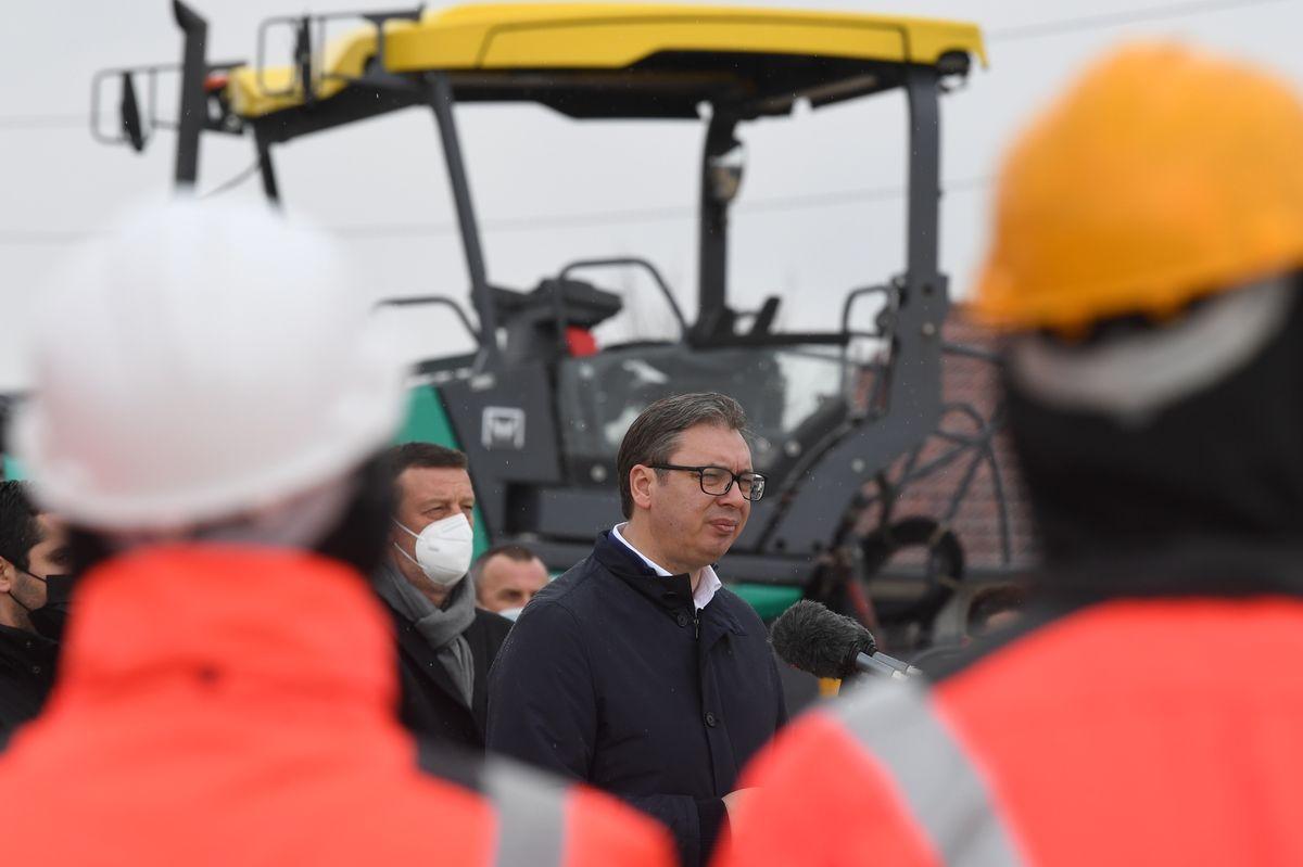 Predsednik Vučić posetio Zaječar