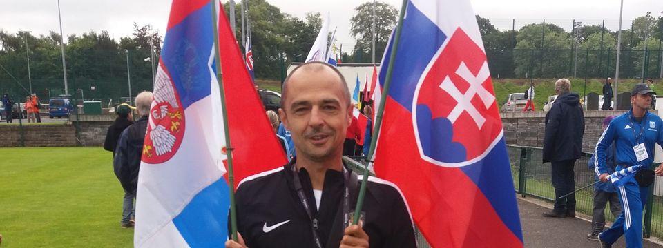 Pobednik u Srbiji, rekorder u Slovačkoj