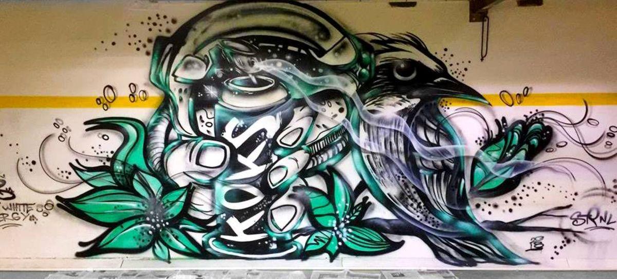 Уметност на зиду