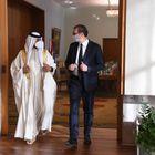 Делегација Краљевине Бахреин у посети Србији