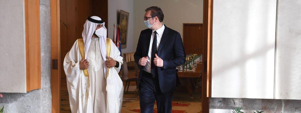 Delegacija Kraljevine Bahrein u poseti Srbiji
