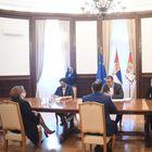 Састанак са представницима националног Савета ромске националне мањине
