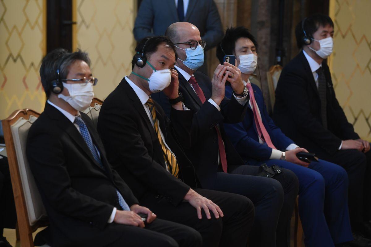 Sastanak sa delegacijom japanske grupacije