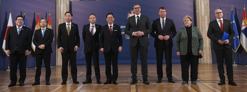 """Sastanak sa delegacijom japanske grupacije """"NIDEC Corporation"""""""