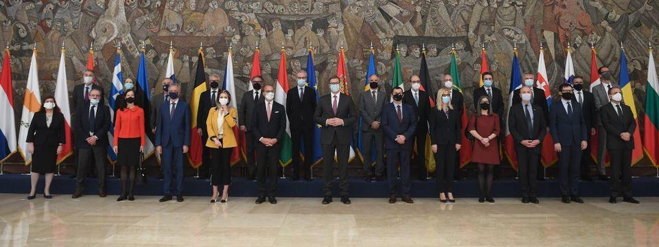 Potpisivanje Finansijskog sporazuma za drugi deo Akcionog IPA programa za 2020. godinu