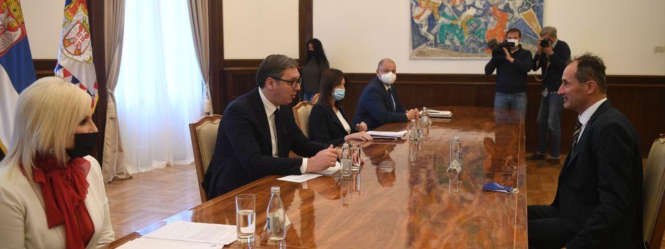 Sastanak sa direktorom Sekretarijata Energetske zajednice Evropske unije
