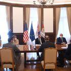 Sastanak sa ambasadorom Sjedinjenih Američkih Država