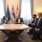 Опроштајна посета регионалне директорке Европске банке за обнову и развој (ЕБРД) за Западни Балкан
