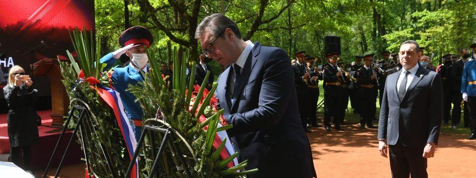 Obeležavanje Dana sećanja na žrtve zločina-genocida NDH